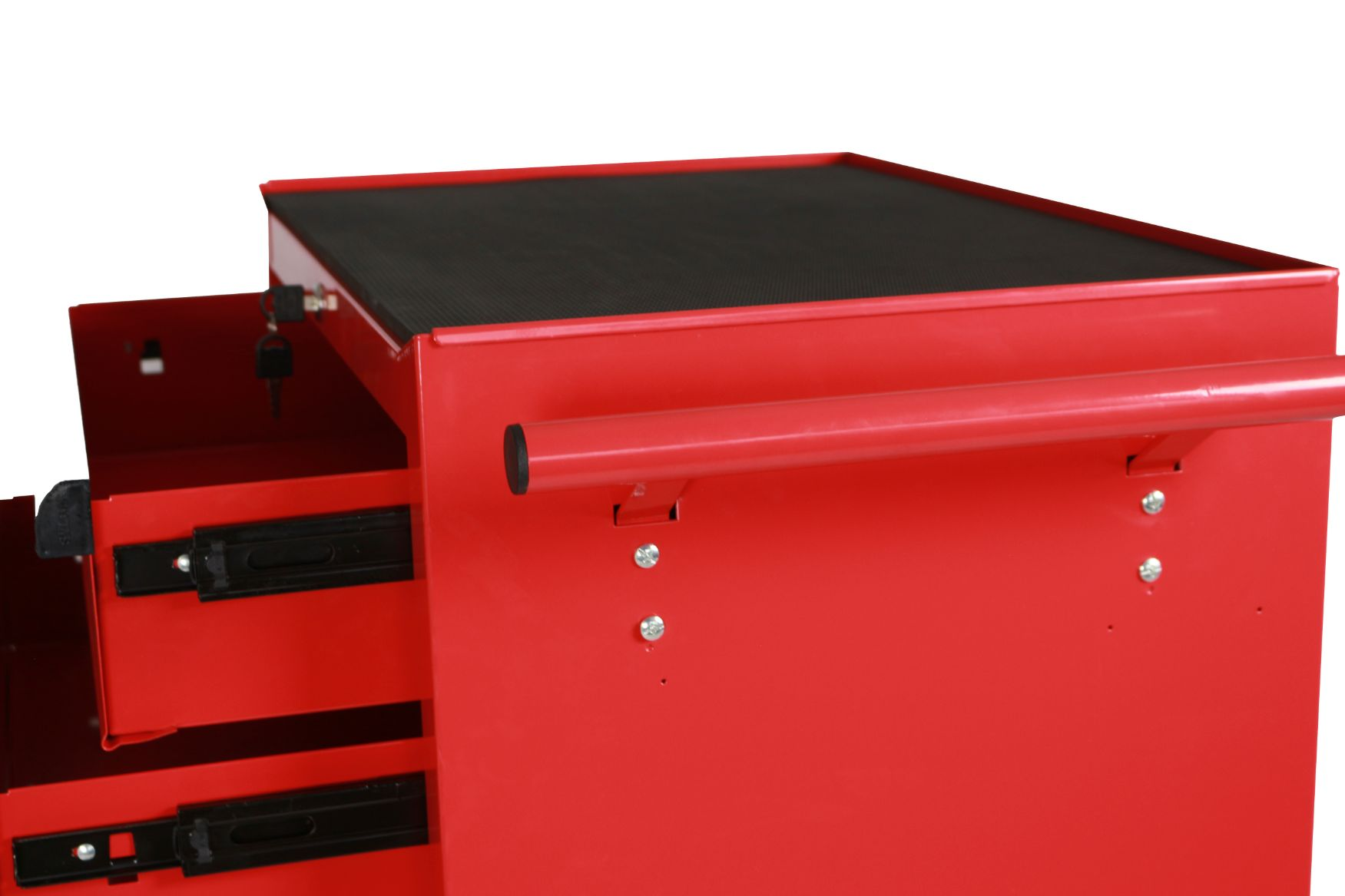 New ESSupplier  5 Drawer Tool Cabinet With Lockable Drawers