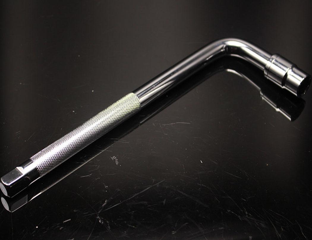 10 PCS 1/2 inch Srunv Socket Set With Bend Extension