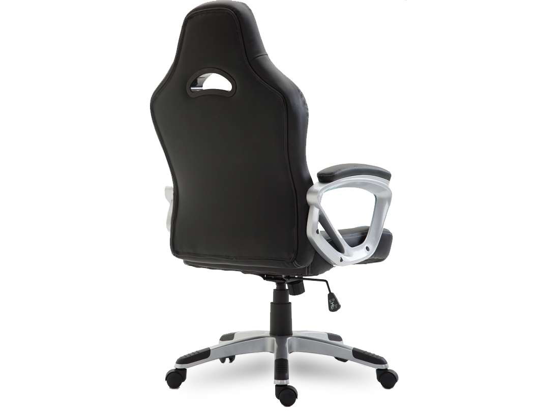 Executive Racing Office Chair Blue
