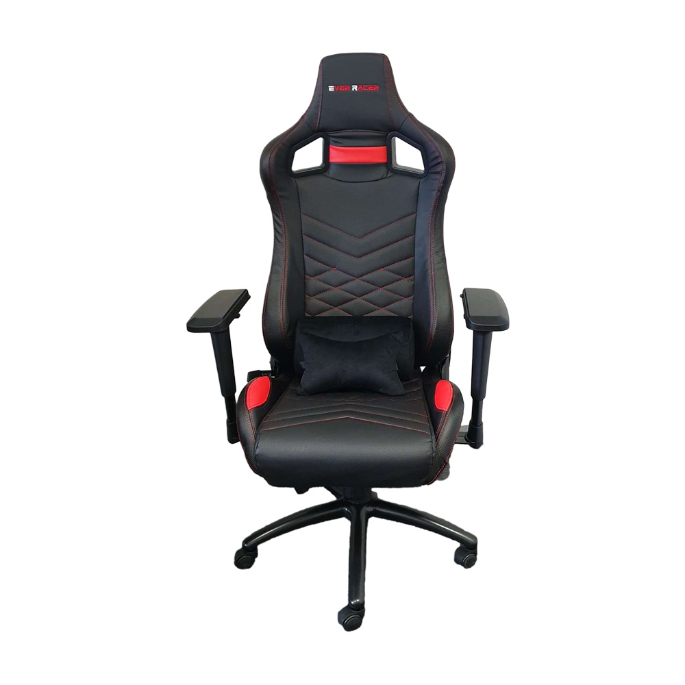 Brand New Alpha-R3 Black & Red Office Gaming Chair