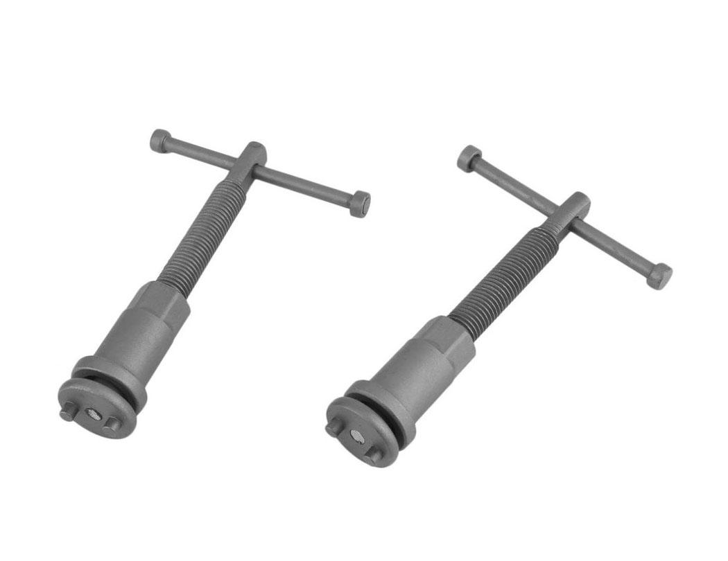 35pcs Universal Brake Wind Back Tool Kit Disc Caliper Piston Rewind