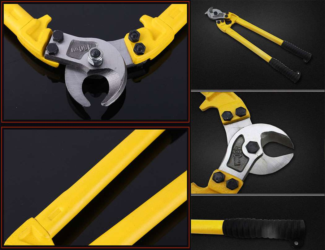 450mm 18 inch High Quality Cable & Wire Cutter
