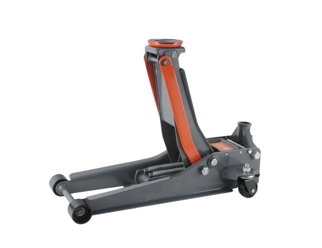 3TON Low Profile Hydraulic Car Trolley DUAL PUMP 3T Floor Jack